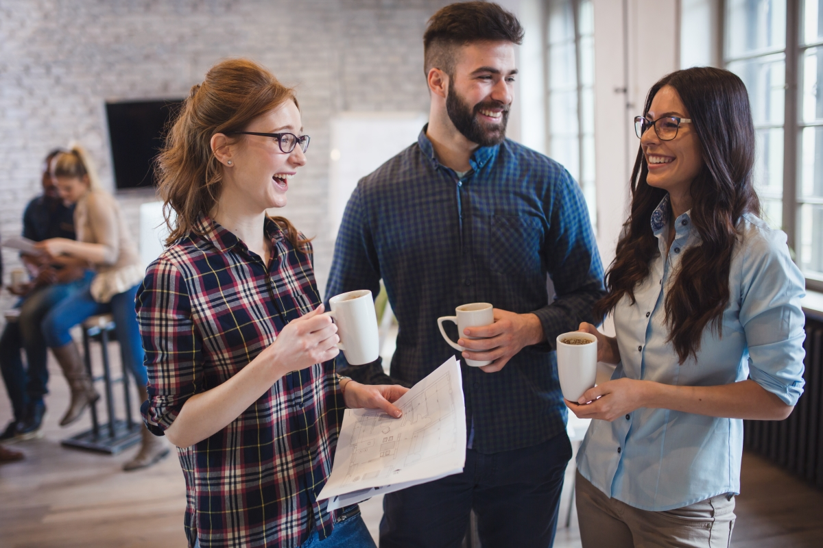 Get employees to engage in mental health initiatives