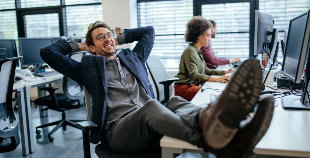 Promoting employee well being in the workplace